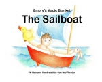 Emory's Magic Blanket- The Sailboat
